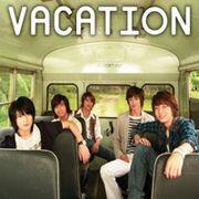 韓国音楽 東方神起 Vacation O.S.T(Single)