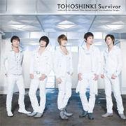 (韓国版)韓国音楽 東方神起 26th Single Album-Survivor(CD)