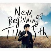 韓国音楽 ティム(Tim)-5集[NEW BEGINNINGS]