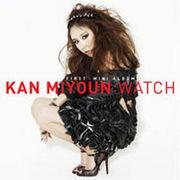 韓国音楽 ガン・ミヨン-Watch [Mini Album]