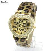【レディース仕様】★アニマル柄 レディース腕時計JH42【保証書付】