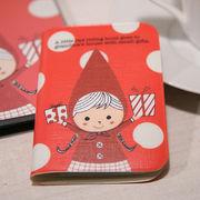 Shinzi Katoh Card Holder red hood