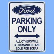 プラスティックサインボード CA-31 フォード専用駐車場