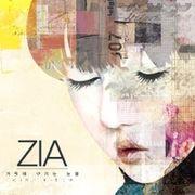韓国音楽 Zia(ジア)-冬に流す涙 [4th Mini Album]