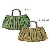 畳の縁という軽くて丈夫な素材の特徴に着目した職人の☆フレアーバック(横長)