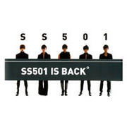 韓国音楽 SS501(ダブルエス501) Mini Album /Rebirth:Special Edition パッケージ (限定版)