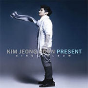 韓国音楽 キム・ジョンフン-Present [Single]