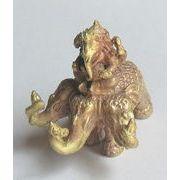 ヒンドゥー教の神様♪真鍮♪ガネーシャの置物