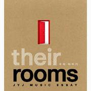 韓国書籍 J.Y.J MUSIC ESSAY 「THEIR ROOMS 僕らの話」(本+CD)