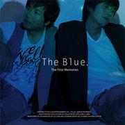 韓国音楽 The Blue(キム・ミンジョン、ソン・ジチャン) Mini Album /The Blue  The First Memories