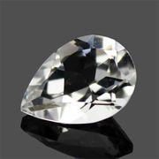 天然石 ダイヤモンドカットが非常に美しいクォーツ(水晶)約5CT【FOREST 天然石 パワーストーン】