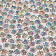 【ネイル業務用】ネイルに最適ガラスストーン 約1440粒パック オーロラ 1.3-3mm
