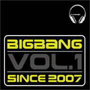 (再発売)韓国音楽 Big Bang(ビックバン)1集/BIGBANG Vol.1