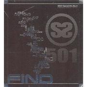 韓国音楽 (限定版)SS501 Special Mini Album / Find