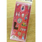 Shinzi Katoh Design  Jelly sticker ジェリーステッカー