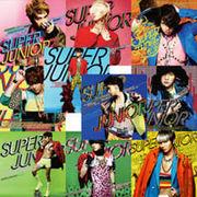 韓国音楽 Super Junior 5集 - Mr. Simple(メンバー別写真封入)(CDイメージ・ランダム発送)