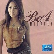 韓国音楽 BoA(ボア)/Miracle