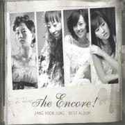韓国音楽 チャン・ユンジョン BEST/The Encore(再発売)
