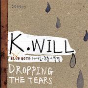 (再発売)韓国音楽 K.WILL Mini Album/DROPPING THE TEARS(涙ぼろぼろ)