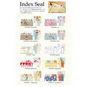 Shinzi Katoh Design Index Seal