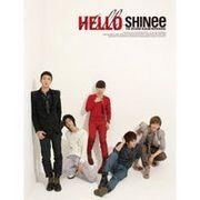韓国音楽 SHINee(シャイニー)- 2集リパッケージ [HELLO]