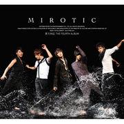 韓国音楽 東方神起 4集 - 呪文(MIROTIC)(B バージョン/CD+DVD)