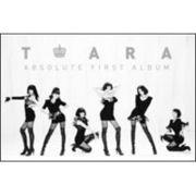 韓国音楽 T-ara(ティアラ)1集/ABSOLUTE FIRST ALBUM