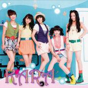 韓国音楽 Kara(カラ)1st Mini Album