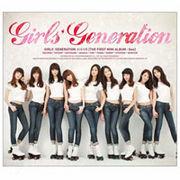 韓国音楽 少女時代 1st Mini Album/Gee(1CD+ミニ写真集44Page)