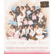 韓国音楽 東方神起&Super Junior(スーパージュニア)- Show Me Your Love(Single)