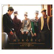 韓国音楽 東方神起 4集/MIROTIC(C バージョン)