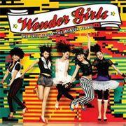韓国音楽 Wonder Girls(ワンダーガールズ)1集 - The Wonder Years
