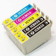 エプソン[EPSON]互換インクカートリッジ IC59系(IC5CL59) 4色