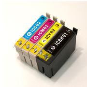 エプソン[EPSON]互換インクカートリッジ IC61系(IC4CL6162) 4色