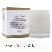 Therapy Range セラピーレンジ セラピューティックキャンドル スイートオレンジ&ジャスミン