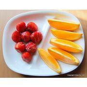 HAKUJI~ 白い食器シリーズ~ ランチプレート オーバル*朝食・昼食これ1枚で、洗う手間省きます。