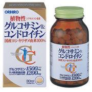 ORIHIRO 【 オリヒロ 】 グルコサミン&コンドロイチン 360粒 サプリメント 健康食品