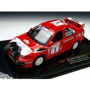 KBモデル(イクソ) 三菱 ランサー エボリューションVI 1999年ラリー・ニュージーランド 優勝 #1