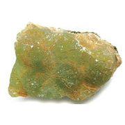 ≪一点物≫天然石プレーナイト/葡萄石 原石210g 浄化置物 ヒーリングに17k