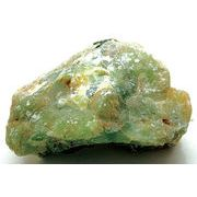 ≪一点物≫天然石プレーナイト/葡萄石 原石410g 浄化置物 ヒーリングに03o