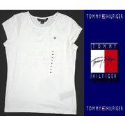 Kids♪TommyHilfigerフラッグワンポイント刺繍Tシャツ