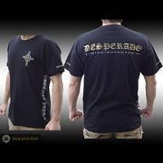 【DESPERADO】デスペラード 箔ロゴTシャツBK