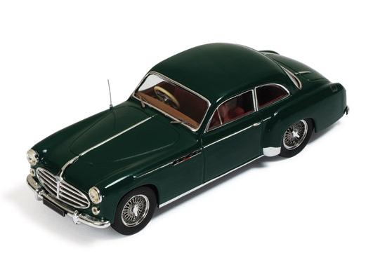 ixo/イクソ DELAHAYE 235 2ドアセダン  (1952) グリーン