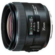 キヤノン 広角単焦点レンズ EF35mm F2 IS USM 焦点距離:35mm 対応マウント:キヤノンEFマウント系