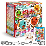 NBGI-00062 【WiiU用】 太鼓の達人 Wii Uば~じょん!コントローラー「太鼓とバチ」同梱版