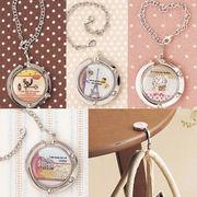 バッグハンガー チェーン付き 巾着付き ◆インテリア/雑貨/bag hanger/バック/ハンガー