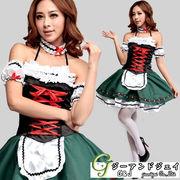 【即納】ガーターリング×3 ドレスメイド服 コスプレ ハロウィン コスチュームクリスマス