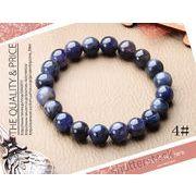 Q122345◆Kalon-Terios◆愛の癒し石・本物保証!【5Aアイオライト】天然宝石ブレス