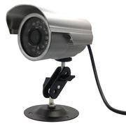【防犯カメラ】【防水】屋外でも使えるメモリーカード記録防水赤外線カメラ
