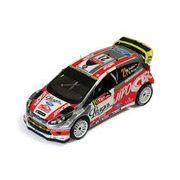 ixo/イクソ フォード フィエスタ RS WRC 2012年 ラリー モンテカルロ #21